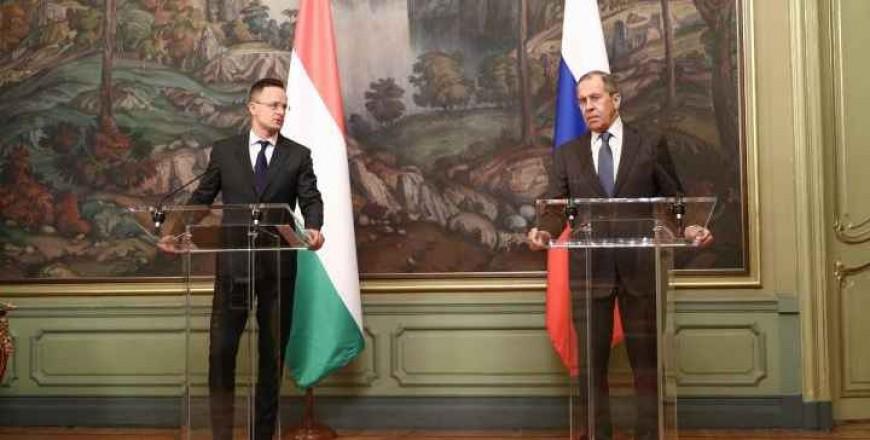 """Moscova laudă Budapesta pentru """"poziția Ungariei privind situația din zona euro-atlantică"""""""