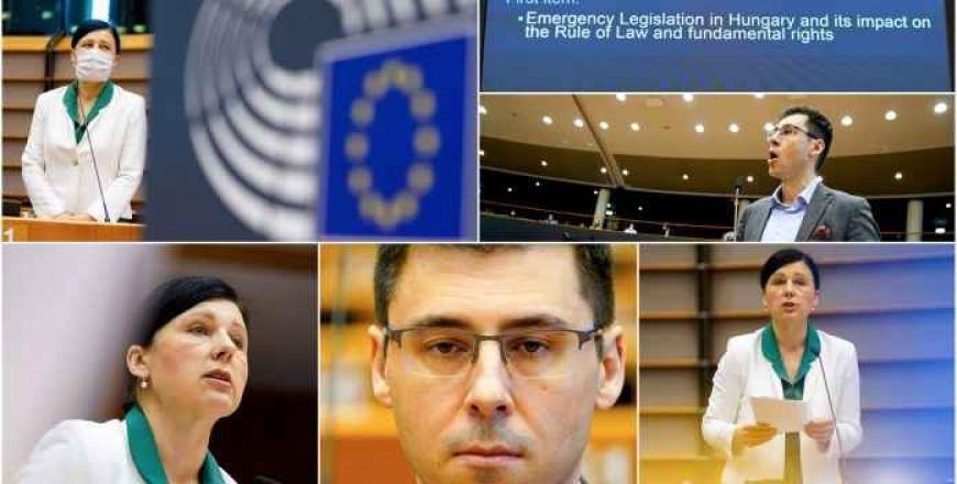 Comisia Europeană examinează starea de urgență a Ungariei