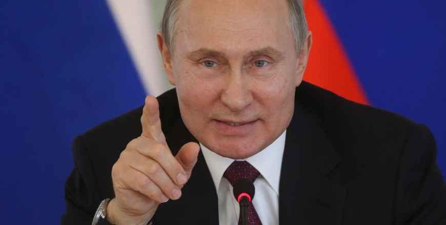 """Putin despre """"cadourile poporului rus"""""""