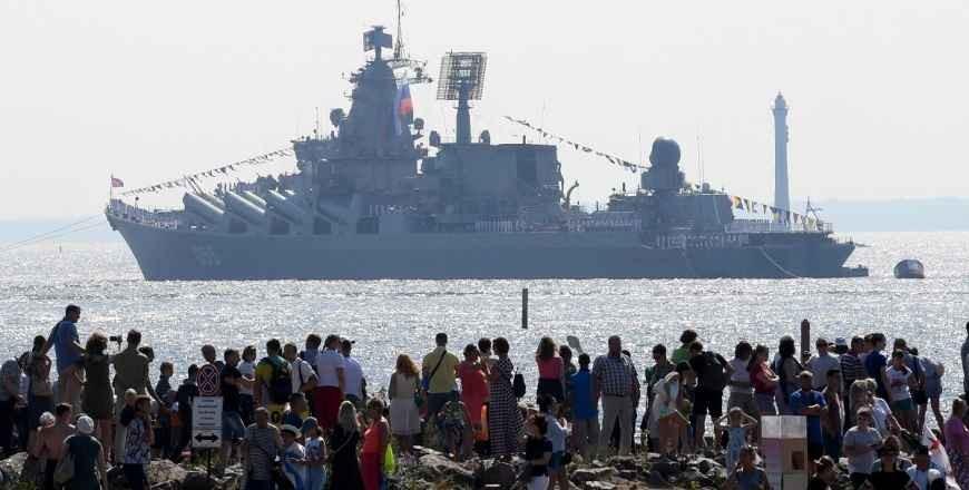Rusia reintroduce forţe navale în Marea Mediterană, în apropierea Siriei