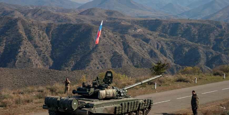 Trupe ruse în Nagorno-Karabah și criză politică în Armenia
