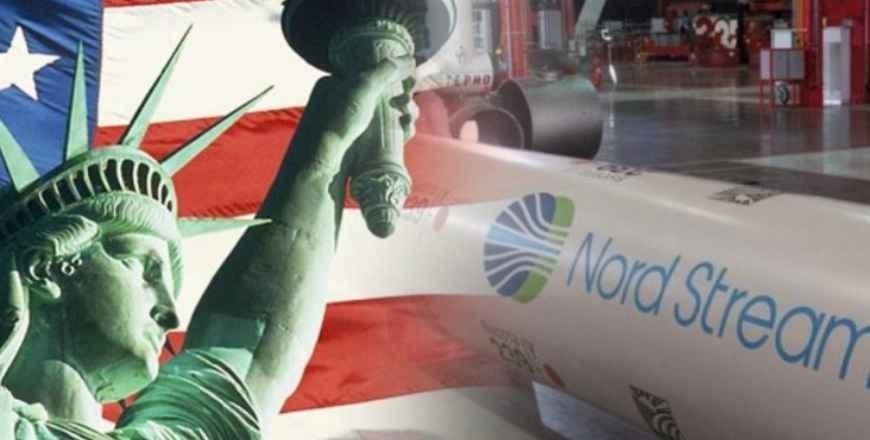 US seen leaving Germans off Nord Stream 2 sanctions list: Report