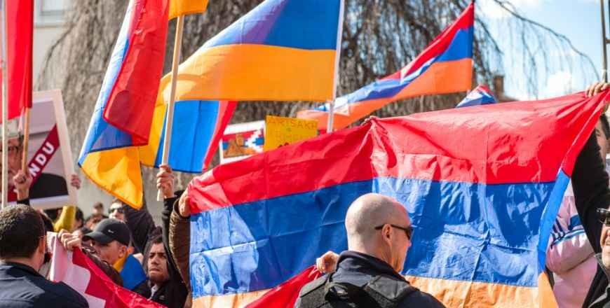Criză politică în Armenia