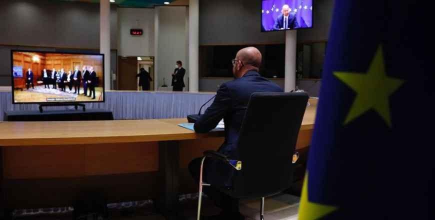 Charles Michel declară încheiată criza politică din Georgia