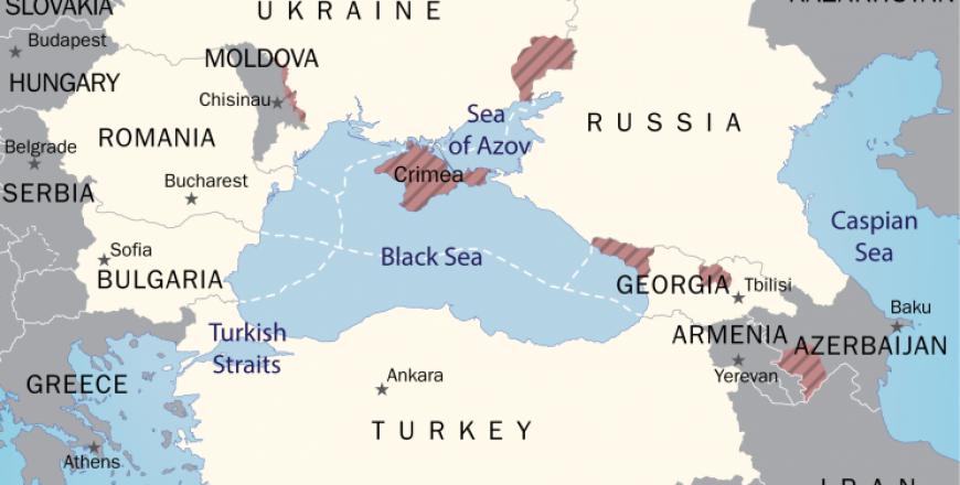 Studii recente integrate SIPRI privind situația de securitate din zona Mării Negre