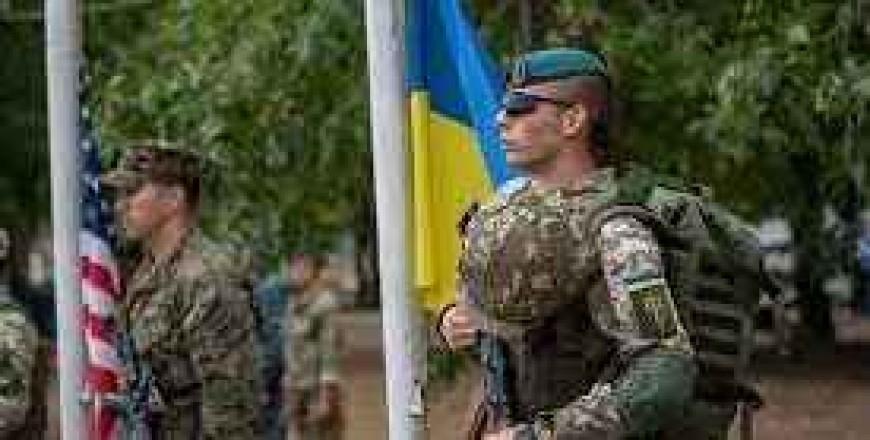 """Un oficial american invocă """"importanța capitală"""" a relației militare cu Ucraina"""