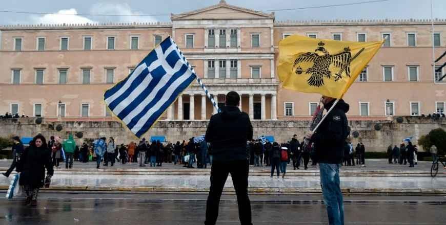 Parlamentul grec a ratificat Protocolul privind aderarea Republicii Macedoniei de Nord la NATO