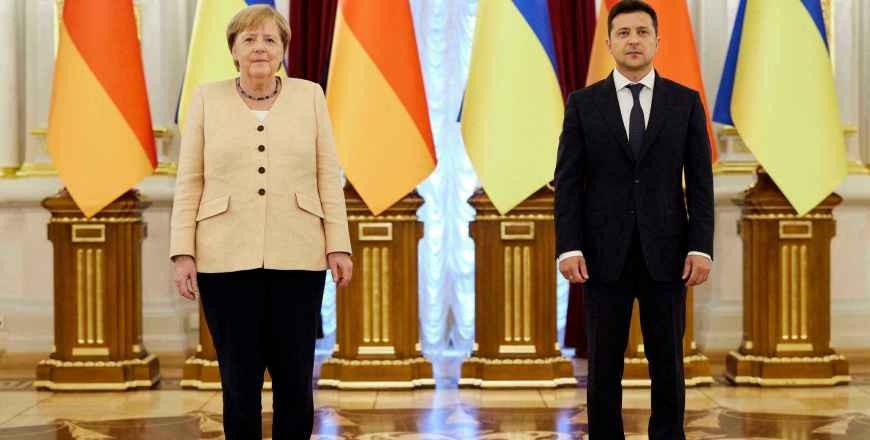 """Merkel: gazele naturale nu ar trebui să fie folosite ca """"armă geopolitică"""""""