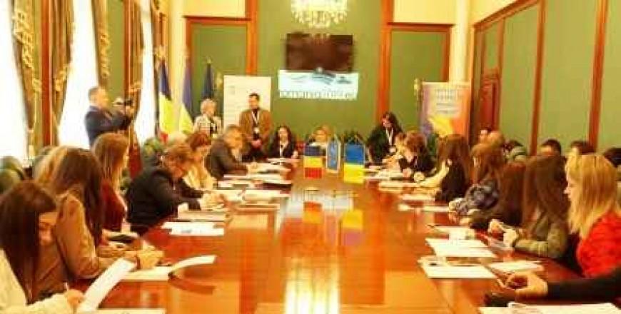 România promovează valorile europene la Cernăuți