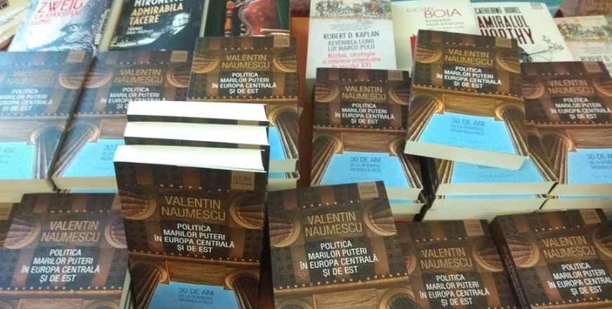 Oameni, cărți și idei de valoare la Tomis