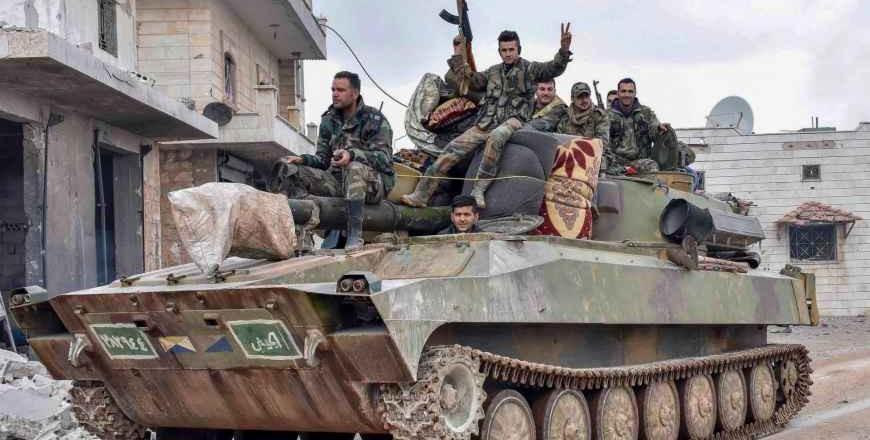 Nordul Siriei – graniţa dintre geopolitică şi securitate