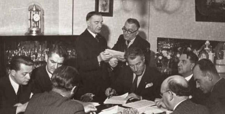Evoluția partidelor politice în România între anii 1918-1938