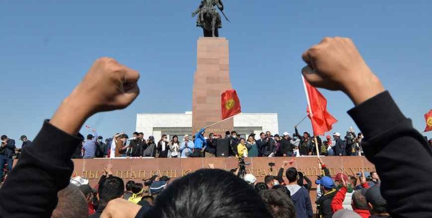 Reconfigurări politice în Republica Kârgâză