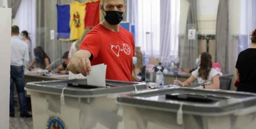 Republica Moldova – pași către Europa