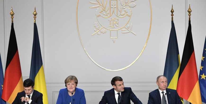 Angela Merkel, vizită de rămas bun în Ucraina si în Federația Rusă