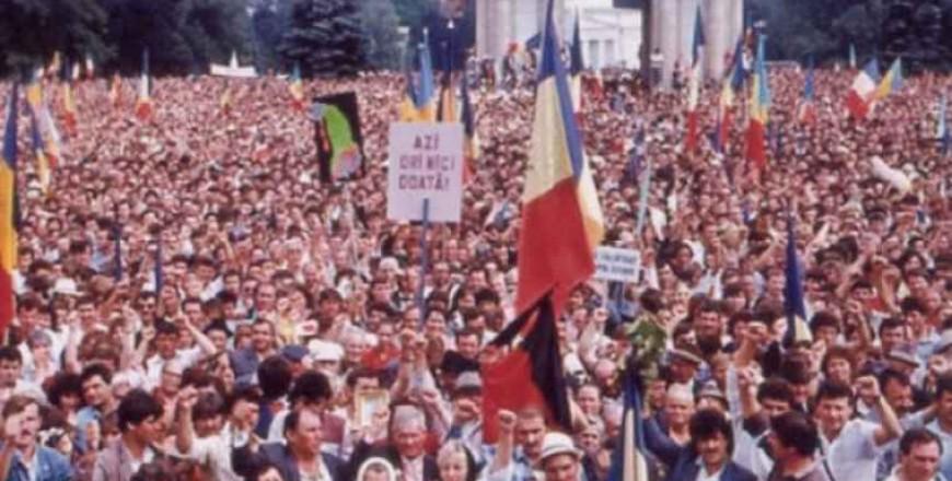 Republica Moldova - 30 de ani de independență