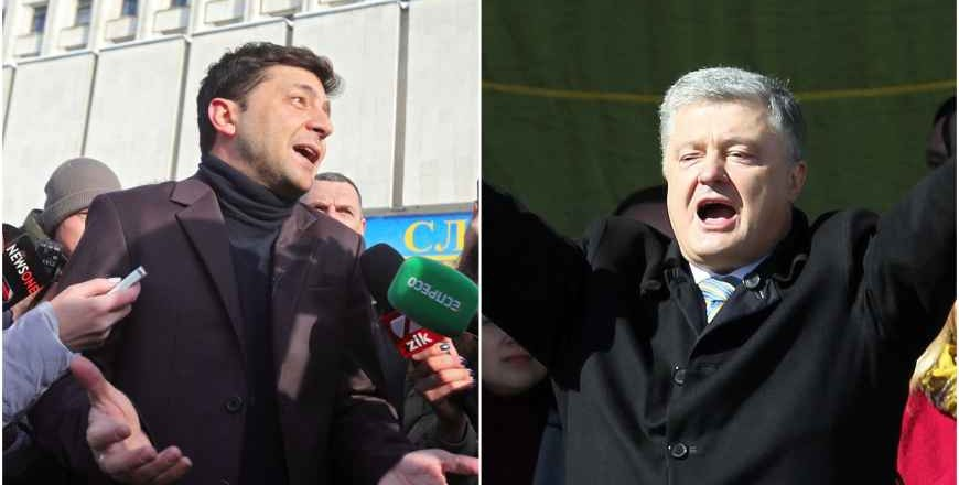 """Ucraina: se """"încinge"""" jocul electoral"""