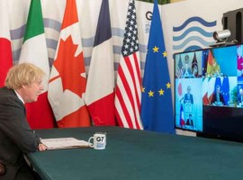 G7 leaders boost COVAX support, focus on COVID recovery