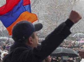 Thousands Rally In Armenia To Demand Pashinian's Resignation