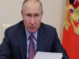 Ukraine is becoming 'anti-Russia', Putin says
