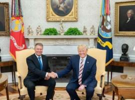 Declarația Comună a Președintelui Statelor Unite ale Americii, Donald J. Trump, și a Președintelui României, Klaus Iohannis