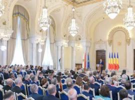 Discursul Președintelui României cu ocazia Reuniunii Anuale a Diplomației Române