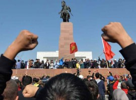 Political reconfigurations in the Kyrgyz Republic