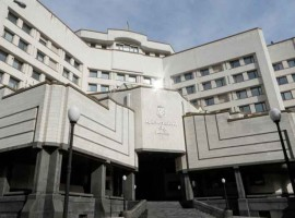 Va putea evita Curtea Constituțională a Ucrainei o criză politică și juridică similară celei din R. Moldova?